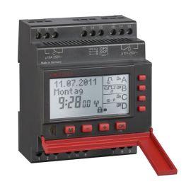Schaltcomputer Schaltuhr digitale Zeitschaltuhr Müller SC 98.40 pro Verteilereinbau