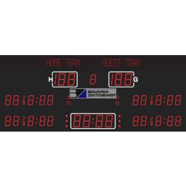 LED Anzeige Tafel Eishockey Anzeigetafel Outdoor MSA
