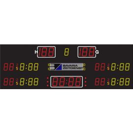 Multisportanzeige Sportanzeige Eishockey MSA 260.710 Indoor