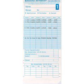 Rechnende Stempeluhr Stechuhr BZ142700 MAX ER 2700 Tages-/Monatssumme