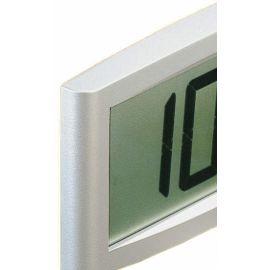 LCD Digital Funkuhr für Innenräume Christalys 7 Bodet Wanduhr Büro