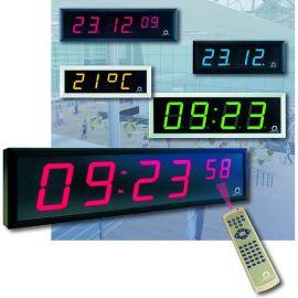LED Digital Funkuhr für Innenräume Typ BZ1DC57